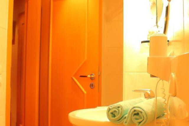 Badezimmer Landhotel Bayerwald-v
