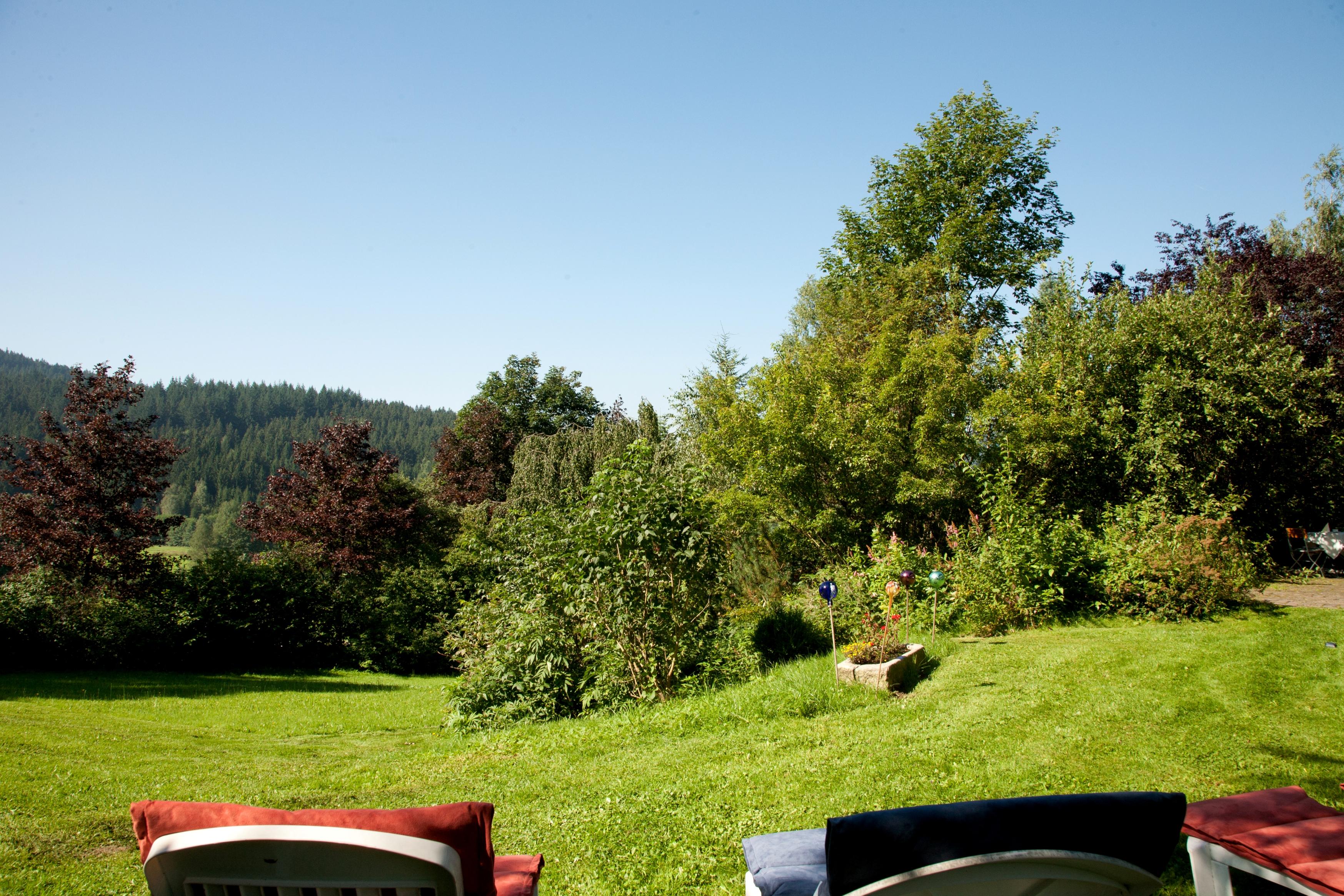 Liegeiwese Landhotel Bayerwald